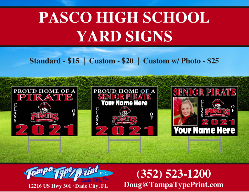 Buy a Yard Sign!
