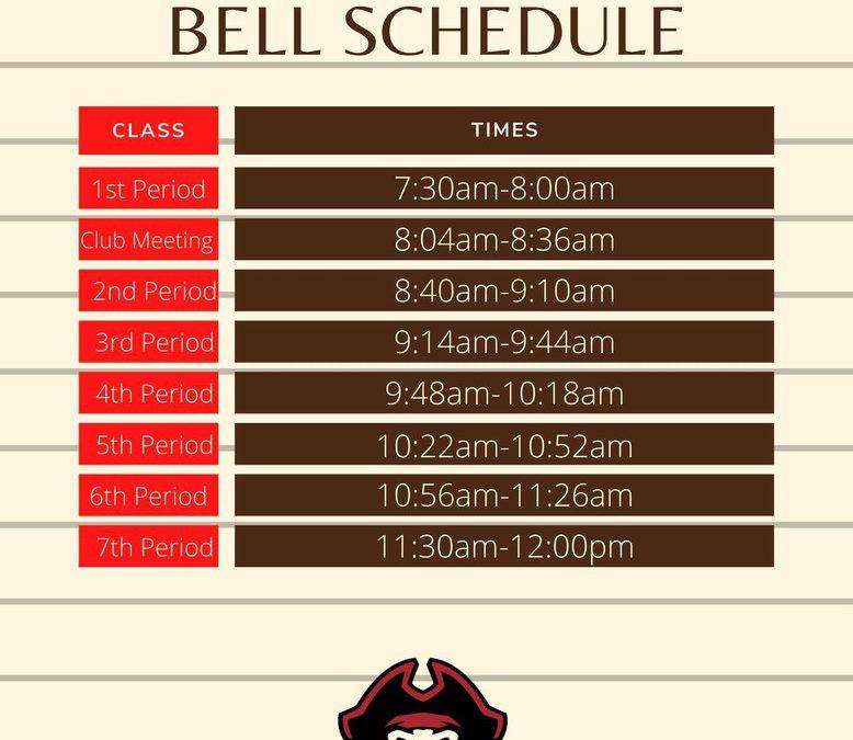 ERD Schedule